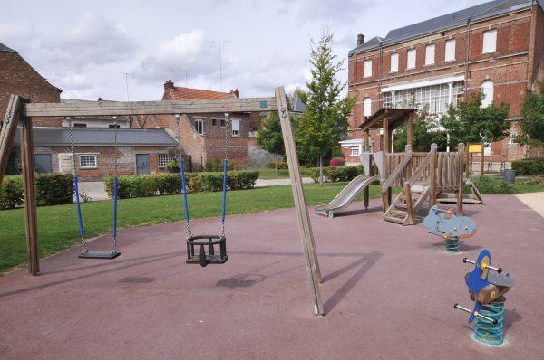 Parc de la Maiire